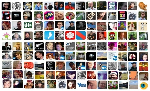 ScotVoices - 126 of the people I spoke to during my week of curation